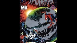 Spider-Man Planet of the symbiotes #1