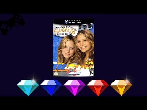 Gemhunter #5 – Mary-Kate & Ashley: Sweet 16 - Licensed To Drive
