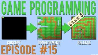 Java Game Programming - Making Enemies