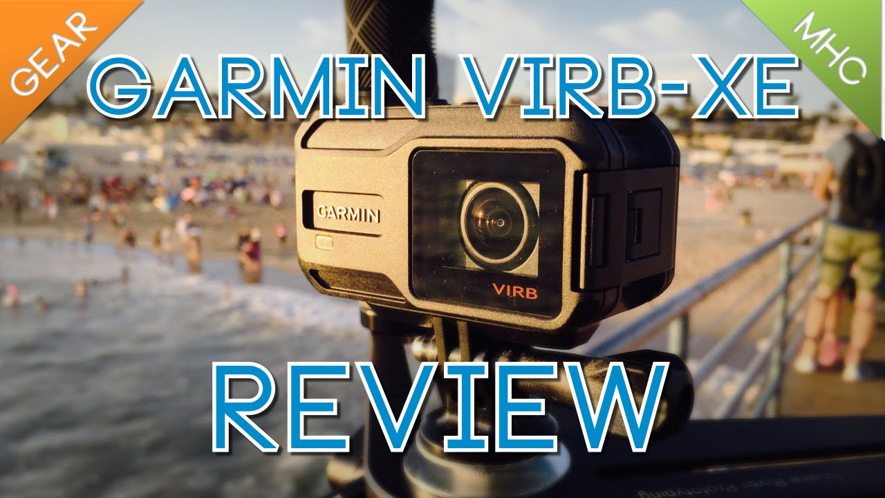 Garmin VIRB-XE Reivew (HD) - YouTube