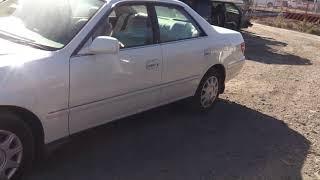 Видео-тест автомобиля Toyota Mark II (JZX100-0029497, 1JZ-GE, белый, 1996 г )