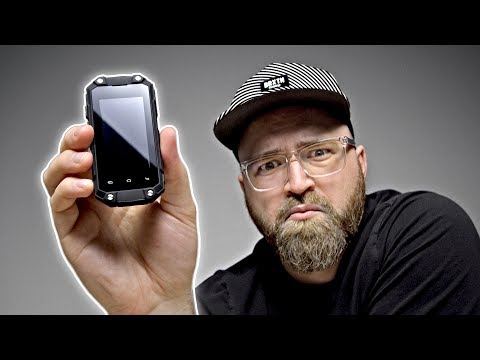 """DON'T Buy This """"Mini"""" Smartphone"""