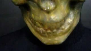 Old Skull Mask