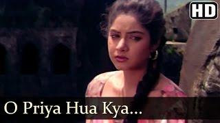 O Priya Hua Kya - Divya Bharti - Avinash Wadhwan - Geet - Bollywood Songs - Bappi Lahiri