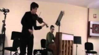 Pau Antoni plays Schumann Romance Op.94 No. 2 (Arr. Fr. Kreisler)