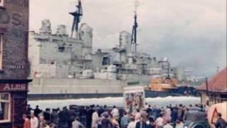 Battleship Vanguard the last Battleship