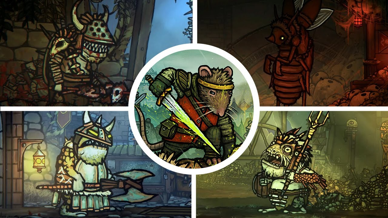 Download Tails Of Iron - All Bosses + Ending (Boss Fights) | 1080P 60 FPS