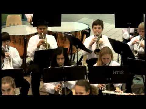 Carol of the Bells - Hamilton Middle School Concert I Band