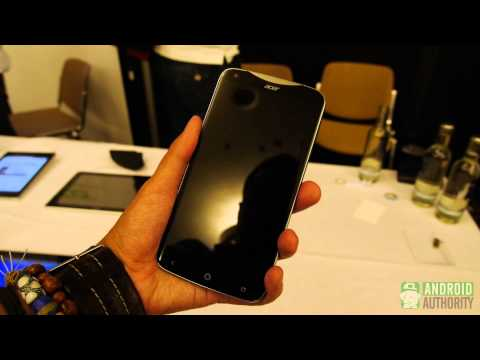 Acer Liquid S2: First Look