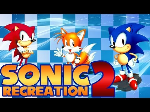 Sonic 2 Recreation - Part One - Walkthrough