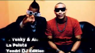 El Yonky & Alexander (Gente d Zona) - La Pelota.mpg