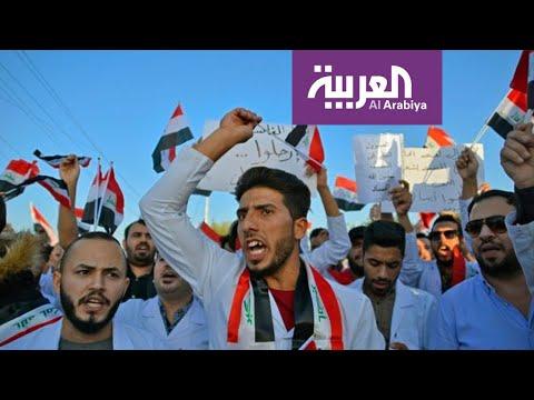 إضراب يشل محافظات جنوب العراق ويعطي زخما للحراك  - 21:59-2019 / 11 / 17