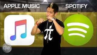 apple music vs spotify cnet prizefight