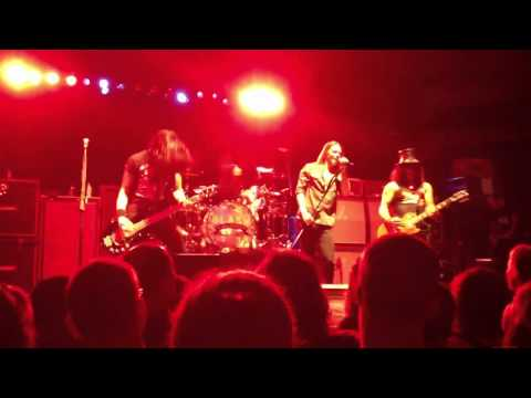 Slash – Bad Rain – Live!! – for the first time!   Wallingford, CT 9/15