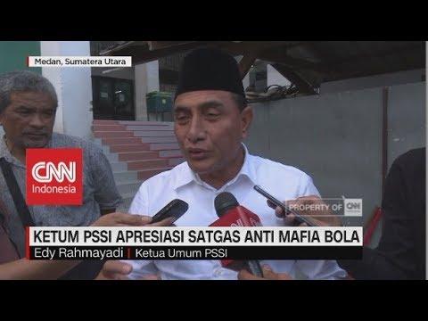 Ketua PSSI Apresiasi Satgas Anti Mafia Bola
