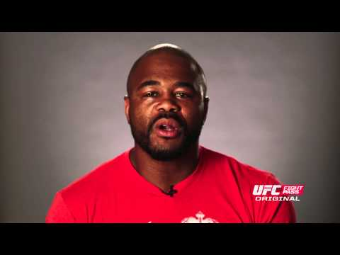 Fightography:  Rashad Evans