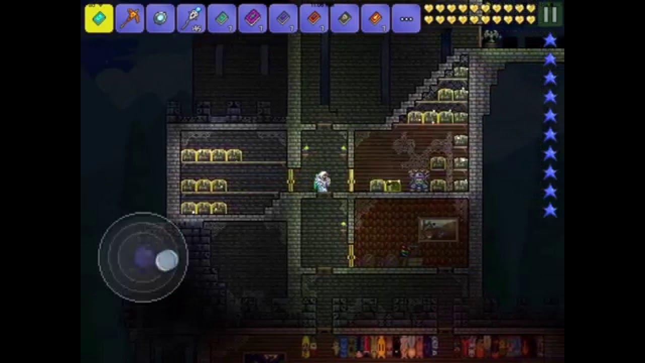 terraria hacked player download ios