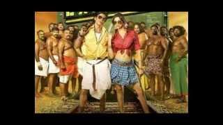Chennai Express (2013) - Movie Stills - Shahrukh Khan & Deepika Padukone