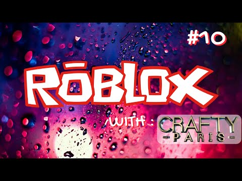 ROBLOX Gameplay Live Stream #10