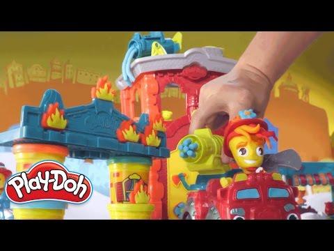 Play-Doh Town Australia   'Firehouse & Fire Truck' Official T.V. Spot