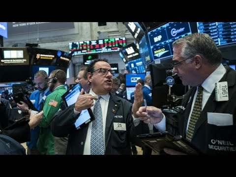 STOCK MARKET QUAKE: Dow Jones Drops 1,000 Points In Two Trading Days - YouTube