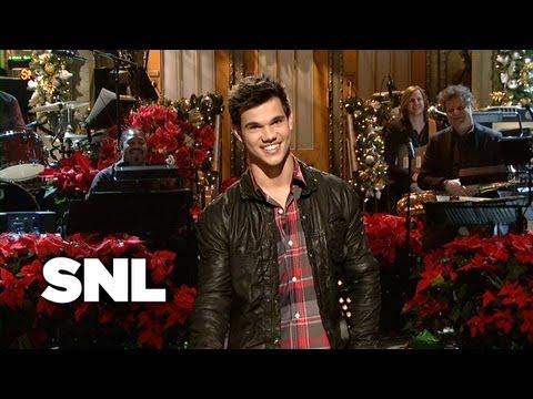 Taylor Lautner Monologue - Saturday Night Live