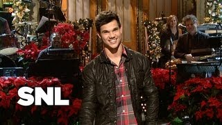 Monologue: Taylor Lautner on Failing to Stand up for Taylor Swift at the VMAs - SNL