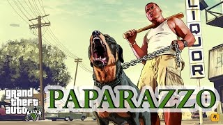Grand Theft Auto V - Paparazzo - The Sex Tape (Mission)