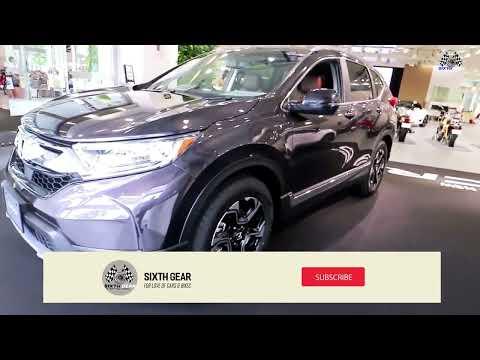 2020 HONDA CRV Black Walkaround