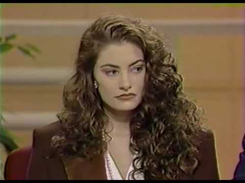 'Donahue' with the cast of 'Twin Peaks' 19900521 Part 1 of 5