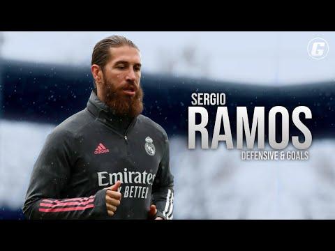 Sergio Ramos - Still A Beast - Defensive Skills U0026 Goals - 2020
