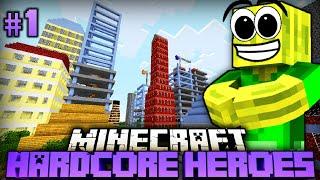 Ein STÜRMISCHES Abenteuer - Minecraft Hardcore Heroes 2 - #01 [Deutsch/HD]