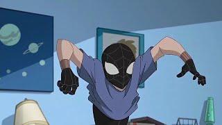 Spiderman Black Suit Spectacular Spider-Man
