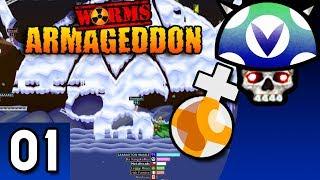 [Vinesauce] Joel - Worms Armageddon ( Part 1 )