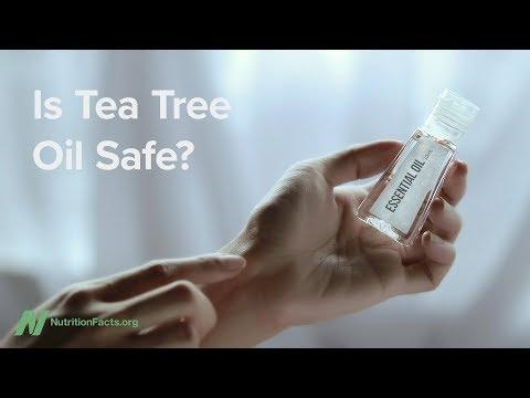 Is Tea Tree Oil Safe?