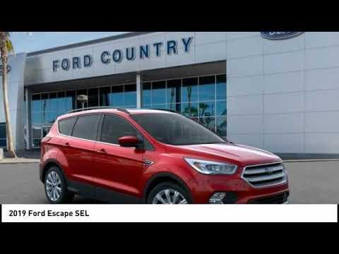 2019 Ford Escape Henderson NV 63023