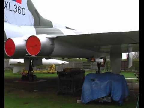 Midland Air Museum video
