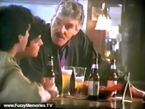 Dennis Farina  Old Style Beer Commercials 1991