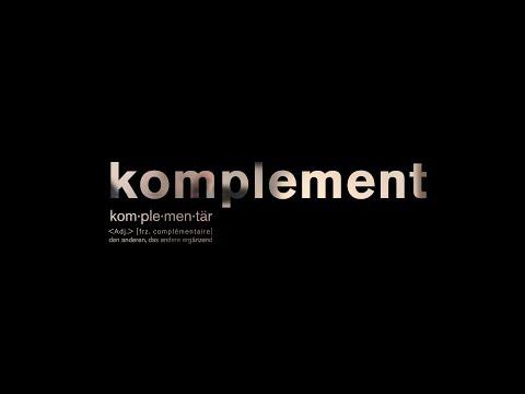 Novation // Komplement (English Subtitles)