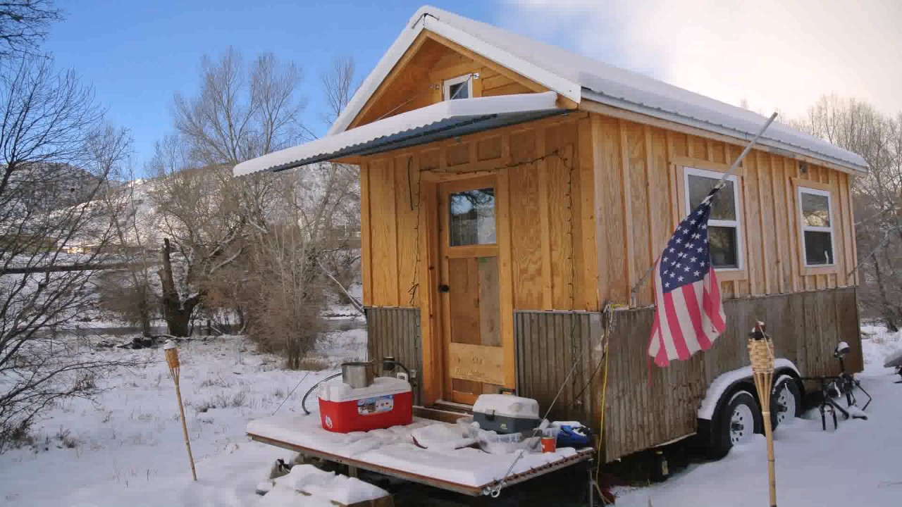 Design Your Own Tiny House On Wheels (see description ...
