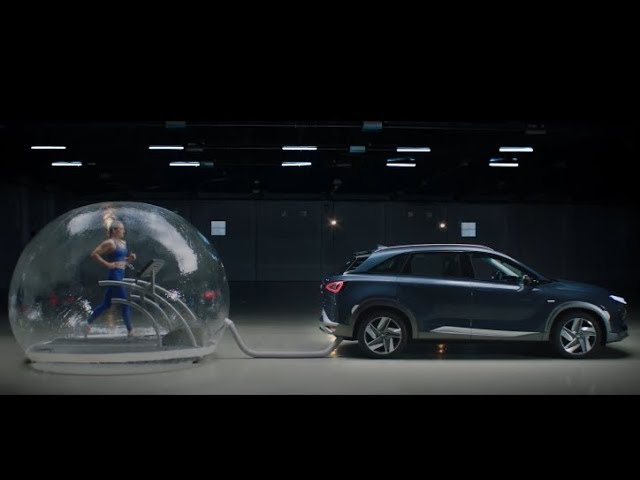Hyundai NEXO Has Air Purifying Exhausts!