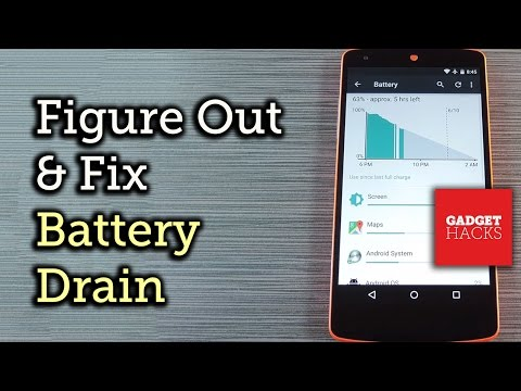 Identify & Resolve Battery Draining Issues On Android [How-To]