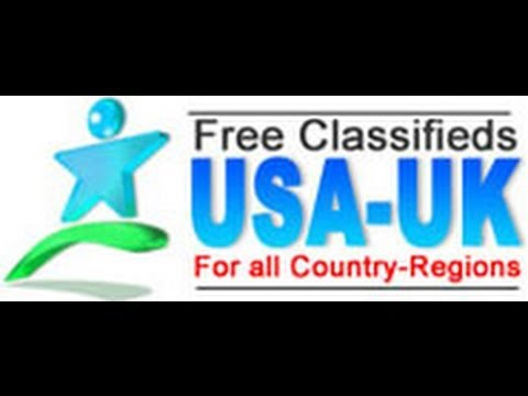 Usa Uk Free Classifieds Ads website Same Craigslist, OLX, Ebay Classified