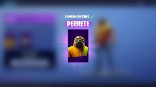 THE *NEW STORE* OF FORTNITE TODAY MAY 26 *NEW SKIN* PERRETE AND... ADDITION FISHING?! 😭 ❤️