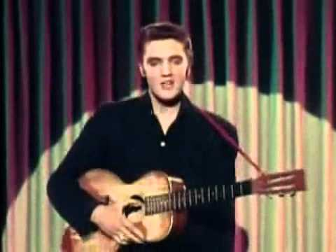 Youtube Elvis Singing Blue Suede Shoes