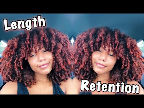 How To Grow Type 4 Natural Hair Without Protective Styling Youtube