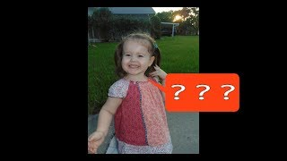 Cute Words My Toddler Can't Quite Say Funny 2 Year Old