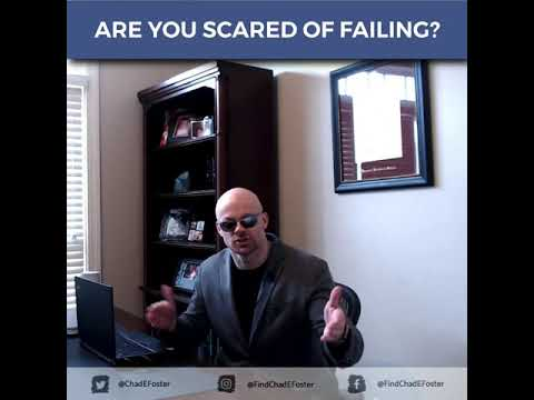 Thumbnail of video titled: The Fear of Failure
