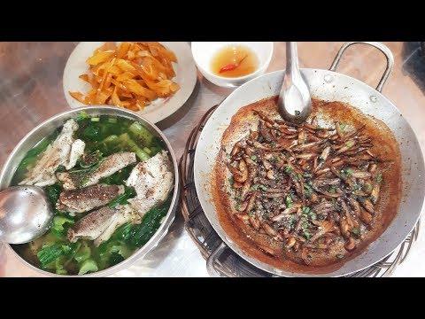 Miền Tây sông nước khỏi phải bỏ tiền đi chợ cũng có bữa cơm ngon lành    Việt Miền Tây