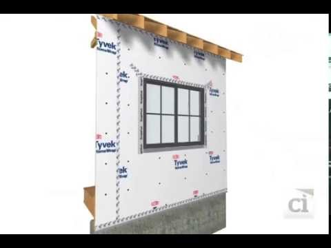How to Flash a Window AFTER DuPont™ Tyvek® Installed